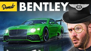 BENTLEY - Fat, Loud, Fast & Fancy | Donut Media