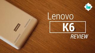 lenovo K6 - Review en espaol El mejor gama media del 2017?
