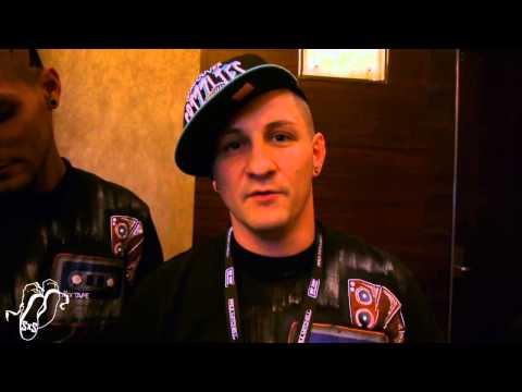 Mixtape Crew (Puerto Rico) | Pt. 1 Interview | Hip Hop International 2012 | Step x Step