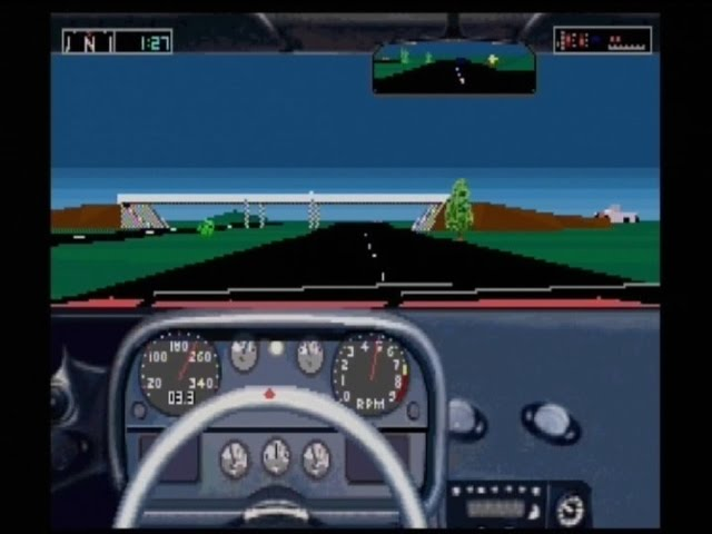 TEST DRIVE III - THE PASSION (DOS)