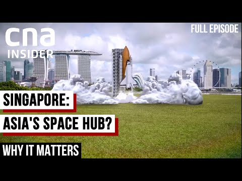 Inside Singapore's Quest To Outer Space | Why It Matters 4 |