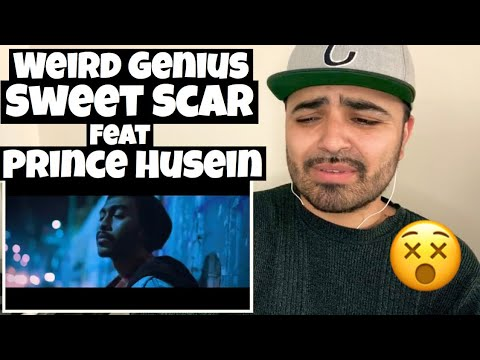 Reacting To Weird Genius - Sweet Scar (ft. Prince Husein) Official Music Video