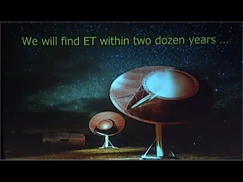 Astronomer Seth Shostak: We'll find ET by 2037!