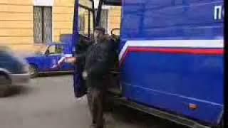Смотреть видео Акция на СПб  почтамте 26 октября 2007 года онлайн