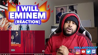LORD JAMAR GOT HIS BARS   I WILL - EMINEM, ROYCE, CROOKED I AND JOELL ORTIZ   REACTION