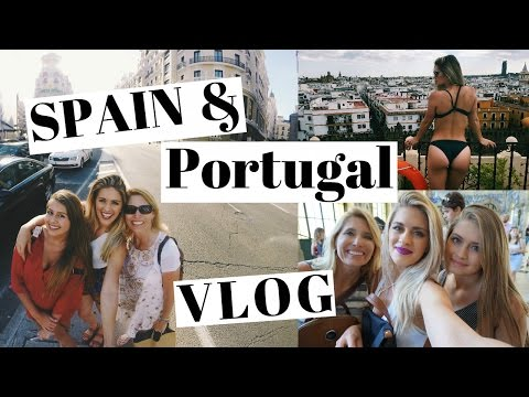Spain & Portugal | Travel VLOG