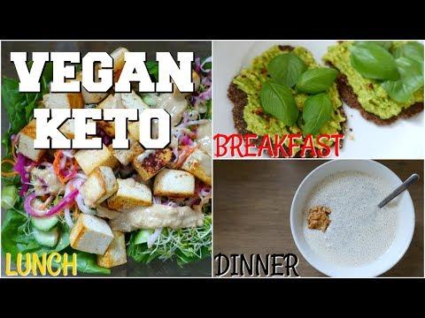 vegan-keto-high-fat-low-carb-fat-loss-|-breakfast,-lunch-&-dinner🍴