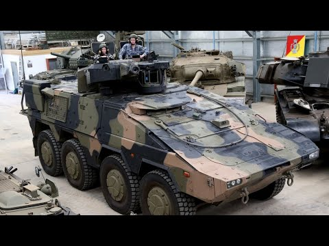 Govt Commissions 211 Boxer Vehicles In $200 Billion Defence Spend