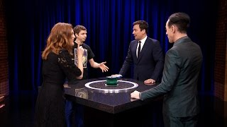 Sofia Vergara Plays Catchphrase with Jimmy Fallon and James Marsden Video