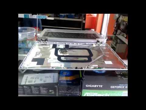 Laptop Repair Damaged Screen