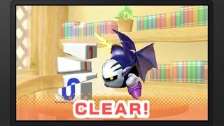 Picross 3D Round 2 - Meta Knight Playthrough [3DS]