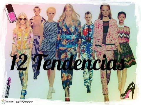 12 tendencias de moda youtube for Tendencias de interiorismo 2016