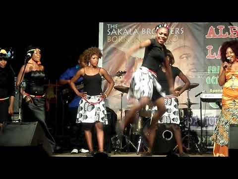 Angela Nyirenda - Live at Limpos
