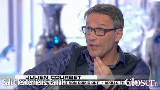 Salut les terriens : Julien Courbet sur maître Bergès