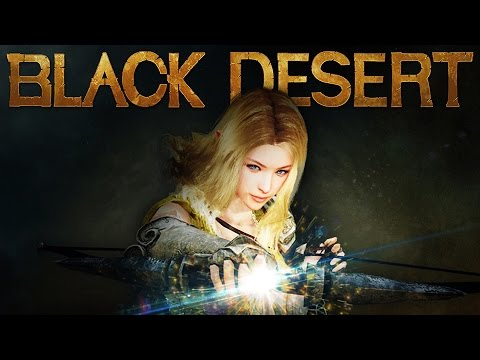 BLACK DESERT ONLINE (CBT2): First 1+ Hours Gameplay ★ The Adventures of Taylor Swift!