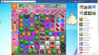 Candy Crush Level 1696 (Incredible 3star Failure)