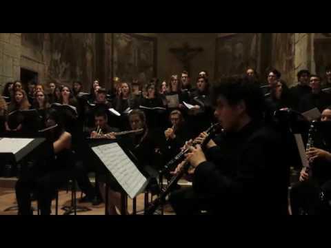 LA GUERRE- Janequin- coro d'istituto liceo musicale Veronica Gambara (BS)