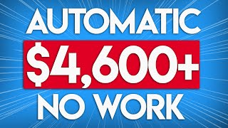 Make Money On Autopilot - NO WORK (Passive Income 2020)