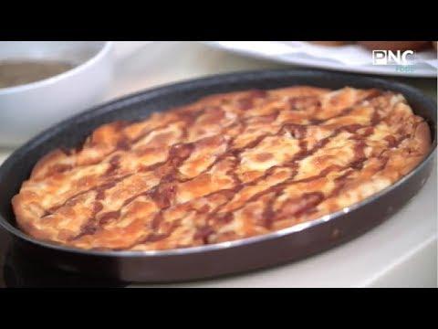 صورة  طريقة عمل البيتزا المطعم مع الشيف محمد حامد | حلقة خاصة عن طريقة عمل البيتزا بأنواعها المختلفة طريقة عمل البيتزا من يوتيوب
