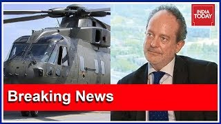 Agusta Chopper Scam: Indian Agencies Grill Middleman Michel In UAE