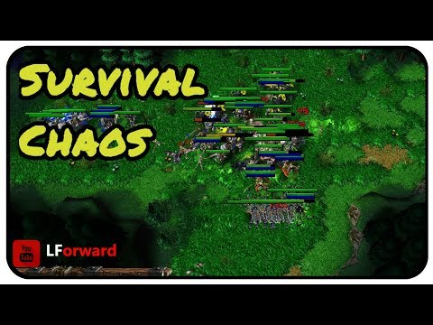 "Survival Chaos | What ""Long"" Means [Nightelf]"