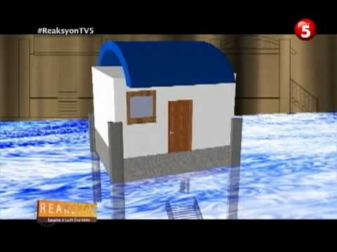 News5E | FLOATING HOUSE