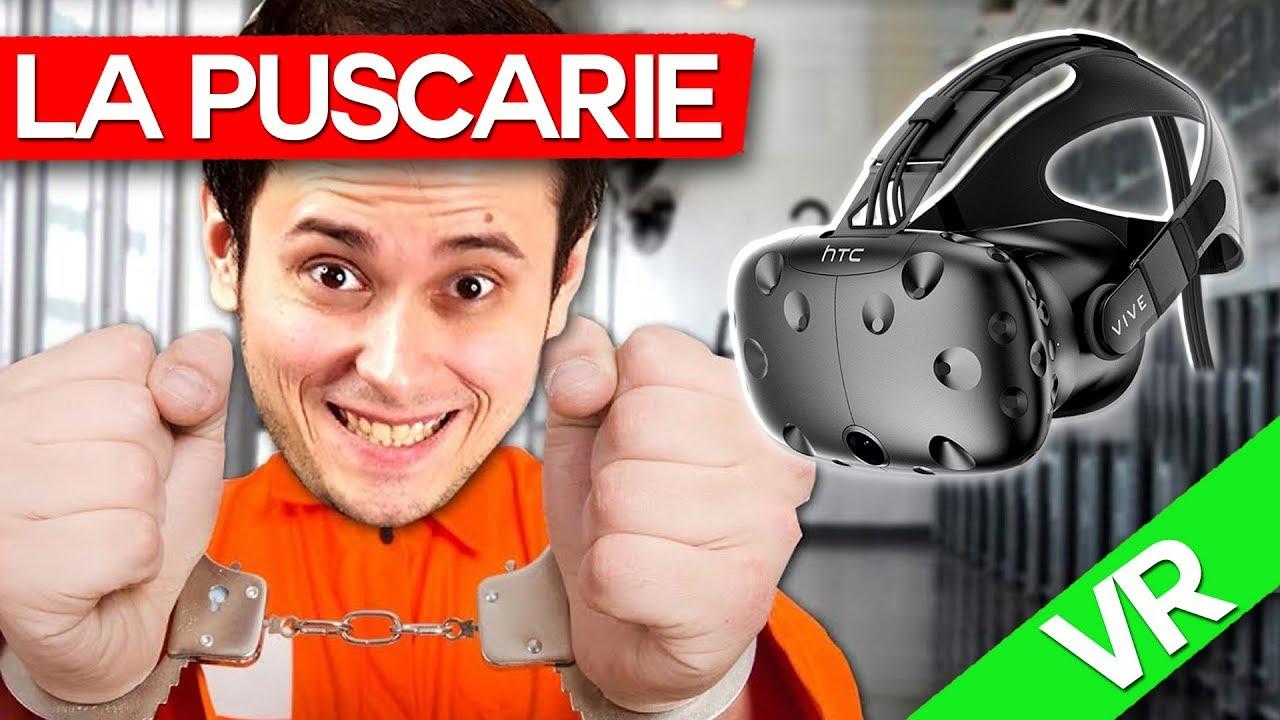 Max la PUSCARIE in VR ! (HTC VIVE) SPECIAL!