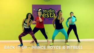 Back it up - Prince Royce & Pitbull Zumba