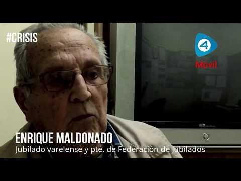 Micro testimonios de la crisis: el caso de los jubilados que eligen entre medicarse o comer