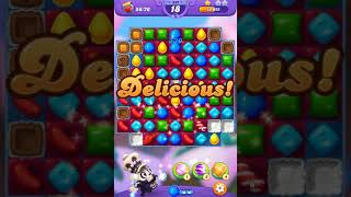 Candy Crush Friends Saga Level 231 NO BOOSTERS  A S GAMING