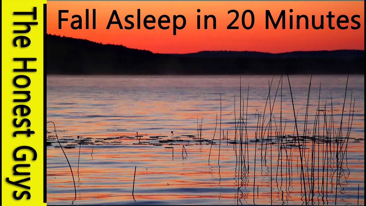 Fall Asleep In Under 20 Minutes  Guided Sleep, Insomnia