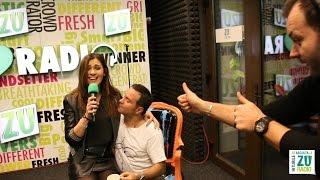 Alina Eremia - Cand luminile se sting (Live la Radio ZU)