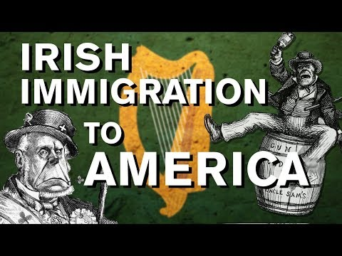What We Can Learn from Irish Immigration to America
