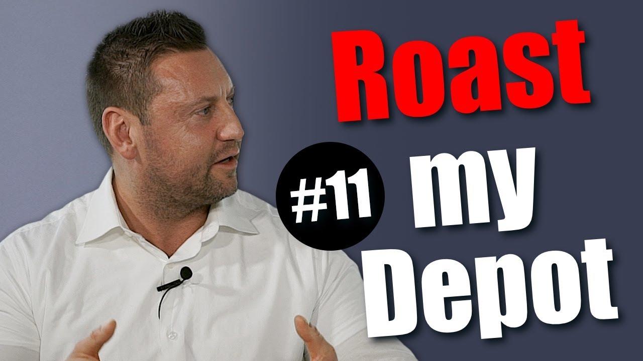 Millionär zeigt sein Portfolio bei Roast my Depot – die Mission Money kommentiert