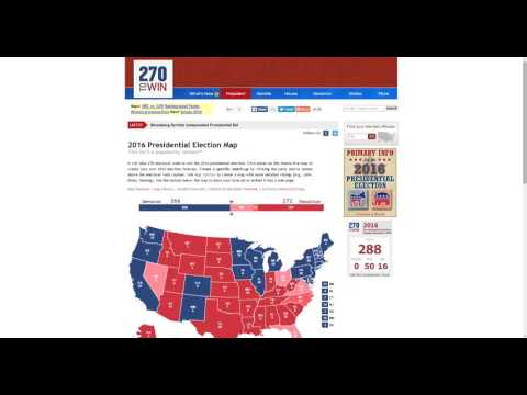 Presidential Election 2016 Preview, My Thoughts and Predictions