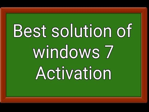 Latest windows 7 activator.exe -adds