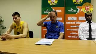 Ohlasy trenérů po utkání BK Opava - BK JIP Pardubice