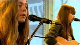 First Aid Kit - Hard Believer (live @ on3-radio)