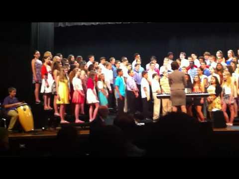 Silas Deane Middle School 8th Grade Chorus
