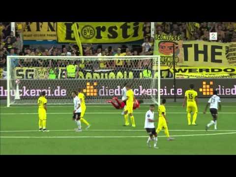 Odd - Dortmund 3-4 Unbeliveble Match In Skien Norway
