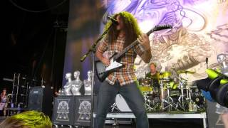 Coheed and Cambria - Key Entity Extraction V: Sentry the Defiant (Houston 08.29.13) HD
