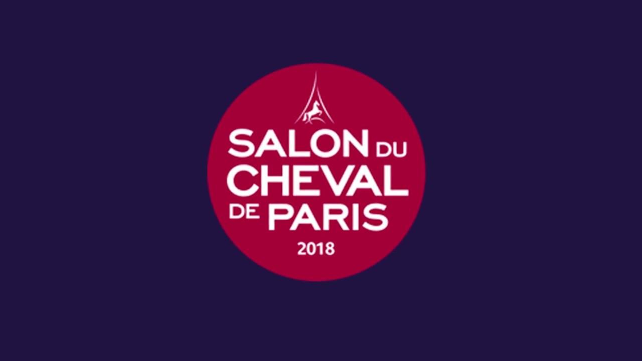 Teaser Salon Du Cheval De Paris 2018