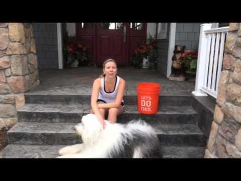 ALS Ice Bucket Challenge - Rachael Flatt