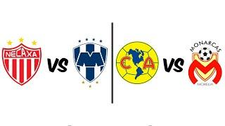 Mis PREDICCIONES para las SEMIFINALES de la LIGA MX torneo APERTURA 2019
