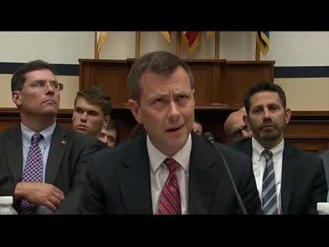 Louie Gohmert vs FBI Peter Strzok