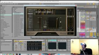 How to Process Drum Breaks using Izotope Nectar2