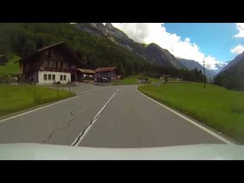 From Lauterbrunnen Valley to Grindelwald