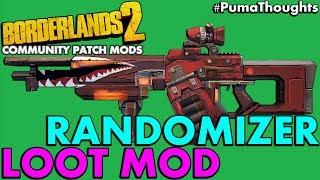 Borderlands 2 Randomizer Reborn Mod 2017 PC Gameplay (NO CHEAT ENGINE!) #PumaThoughts