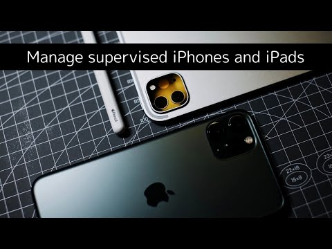 How to Supervise and Manage iPhone & iPad for Business Use