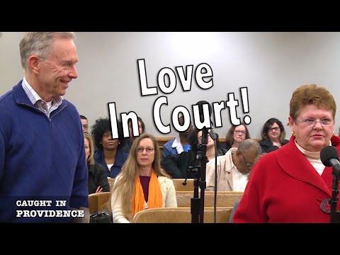 Love In Court!